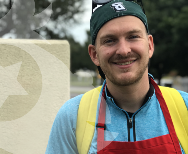 Image of Chris Strub -  Published Author, YouTuber, Course Instructor, Millennial Keynote Speaker, and Award-Winning Social Good Road-Tripper